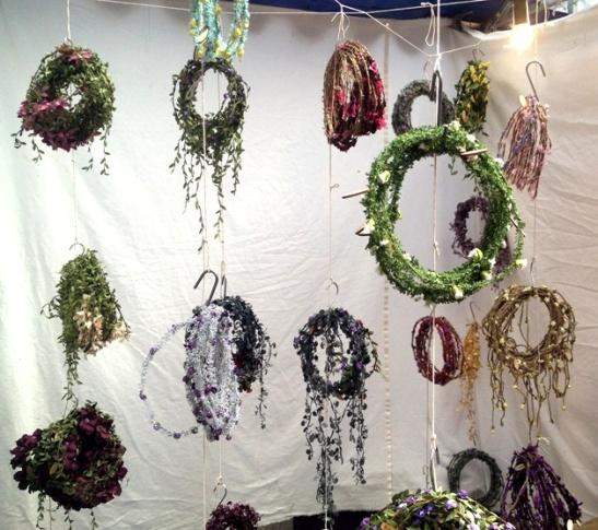 meathooks & wreaths