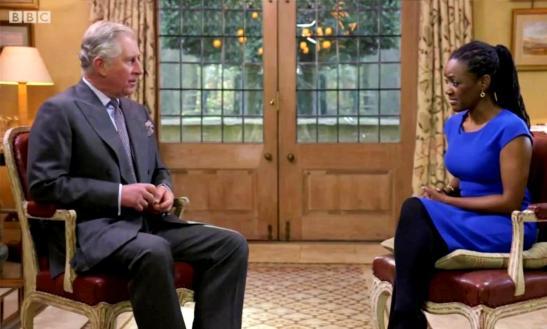 Prince Charles in Jordan ii