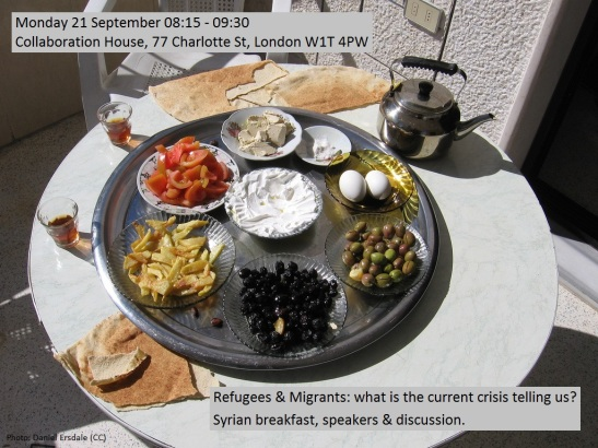 Refugees & Migrants 21 September